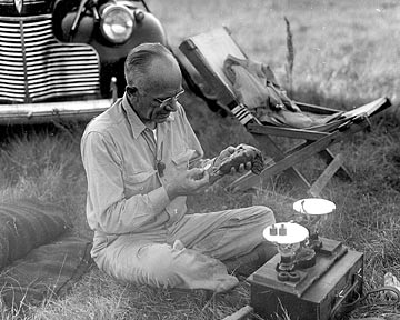 Aldo Leopold, father of wildlife conservation in America